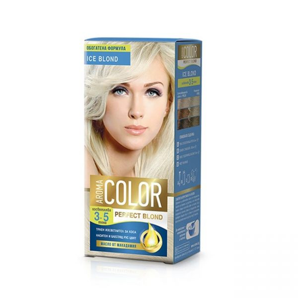 Tinte Perfect Blonde Aroma Color