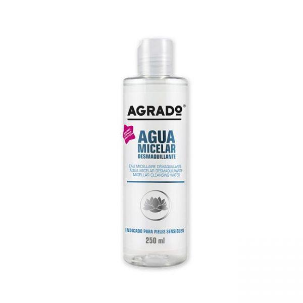 Agua Micelar Desmaquillante 250ml Agrado