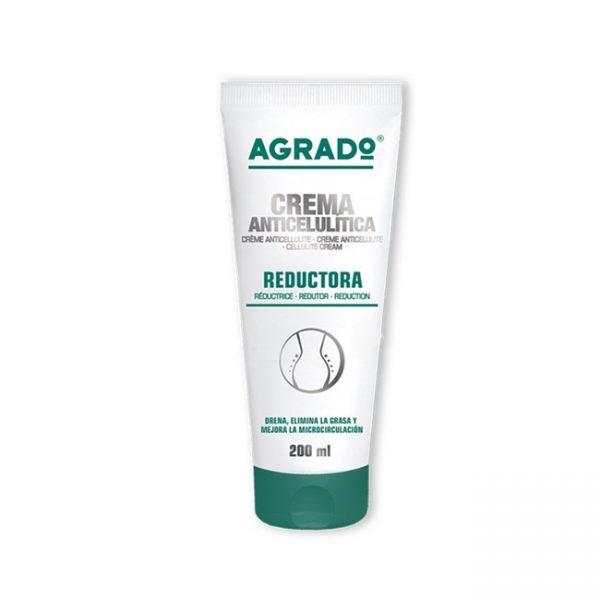 Crema Anti Celulitica Reductora 200ml Agrado