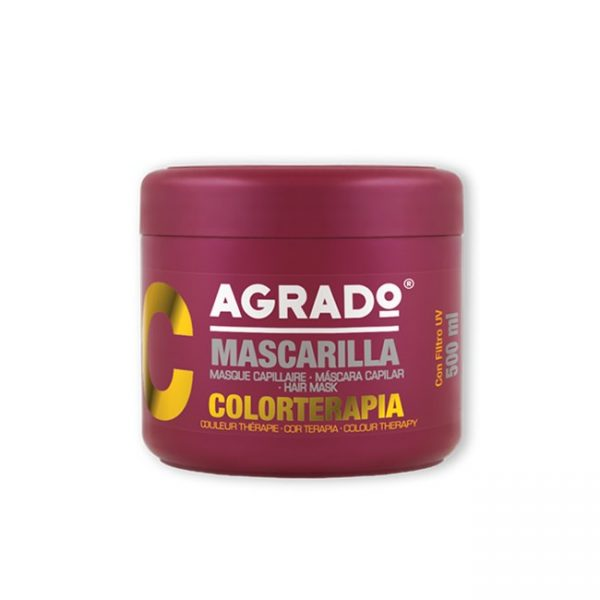 Mascarilla Colorterapia 500ml Agrado