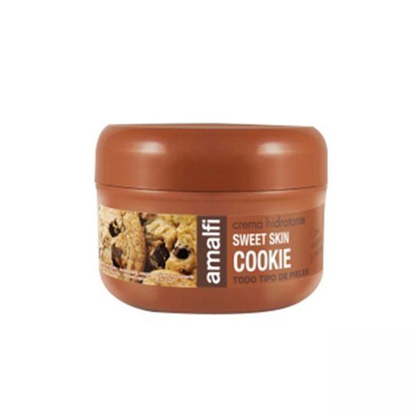 Amalfi Crema Hidratante Cookie Todo Tipo de Piel 200ml