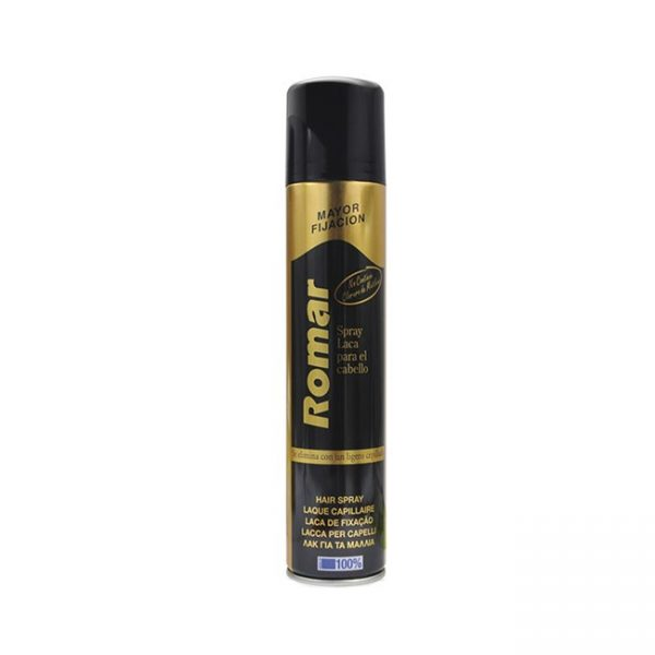 Amalfi Laca Spray Negra 300ml