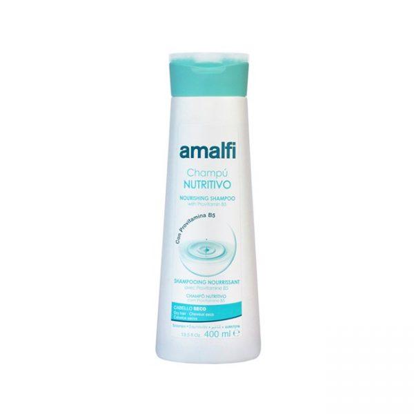 Amalfi Shampoo Nutritivo Pro Vitamina B5 Cabello Seco 400ml