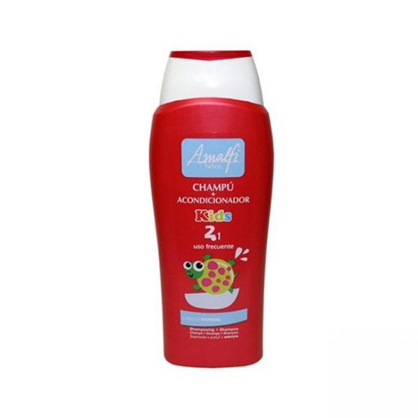 Amalfi Shampoo Niños 2 En 1 Kids 500ml