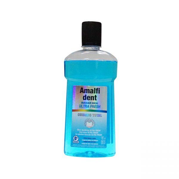 Amalfi Enjuague Bucal Ultra Fresh 500ml