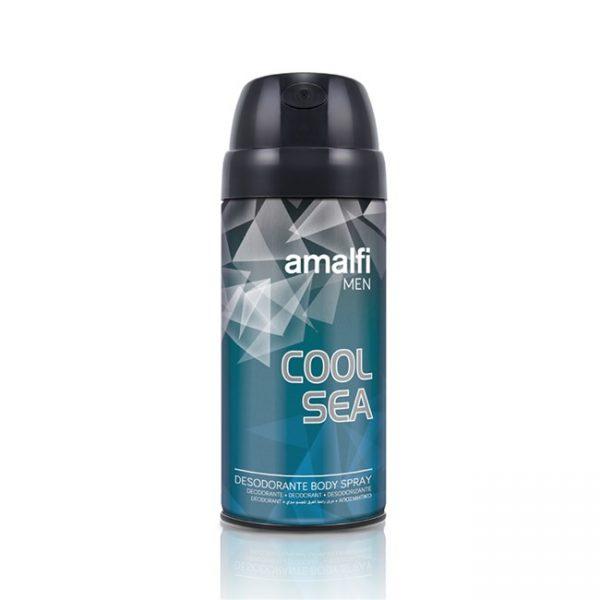 Amalfi Body Spray Cool Sea For Men 150ml