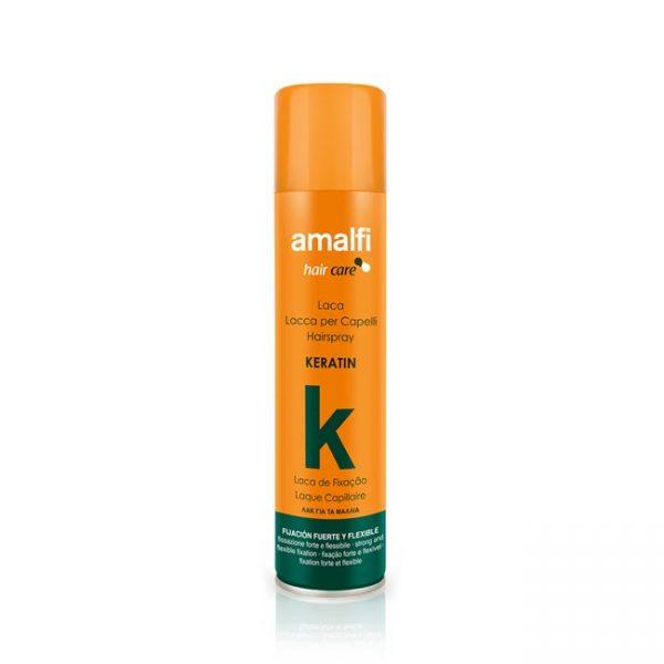 Spray / Laca Con Keratina 300ml Amalfi