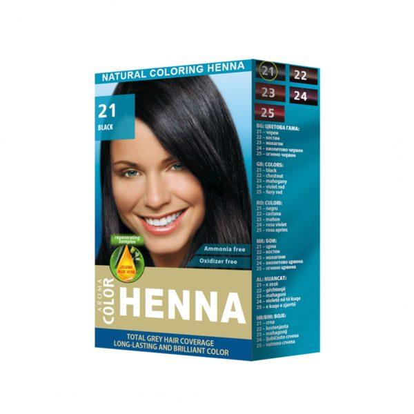 Henna Aroma Color