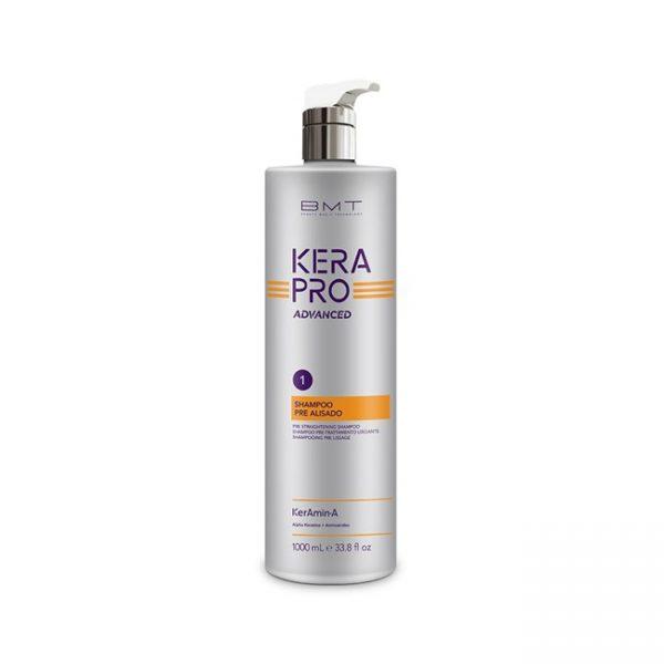 Kera Pro Advanced Shampoo Pre-Alisado 1000ml / 33.8oz