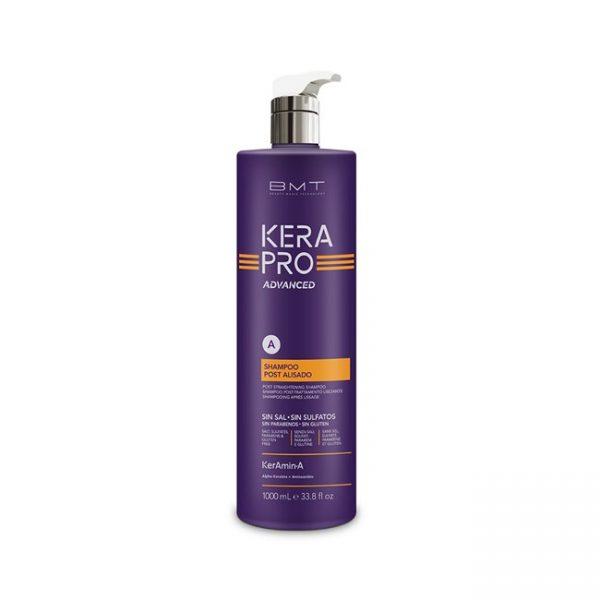 Bmt Kera Pro Advanced Shampoo Post-Alisado 1000ml / 33.8oz
