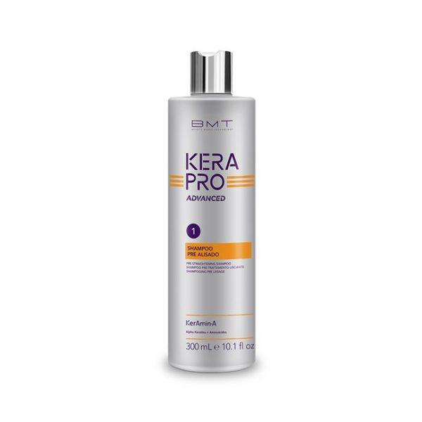 Kera Pro Advanced Shampoo Pre-Alisado 300ml / 10.1oz
