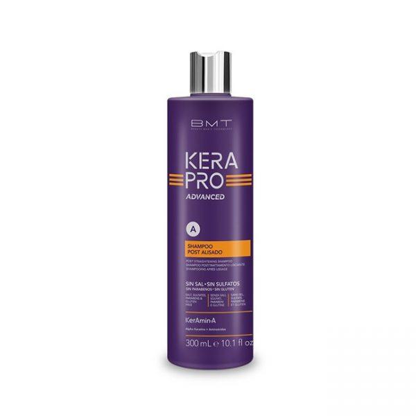 Kera Pro Advanced Shampoo Post-Alisado 300ml / 10.1oz