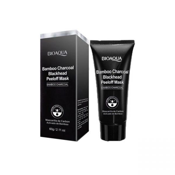 Bamboo Charcoal Blackhead 60gr (Máscarilla de carbón)