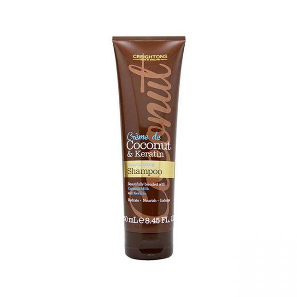 Creme De Coconut & Keratin Shampoo 250ml