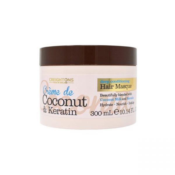 Creme De Coconut & Keratin Masque 300ml