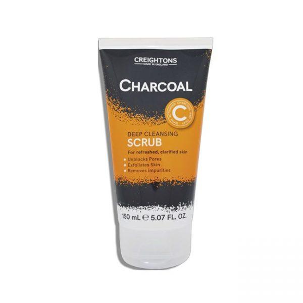 Charcoal Scrub 150ml