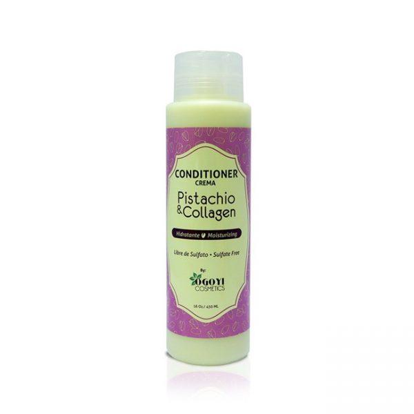 Acondicionador Pistachio Y Collagen 16oz/450ml