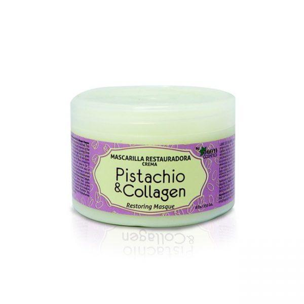 Mascarilla Pistachio Y Collagen 8oz/235ml