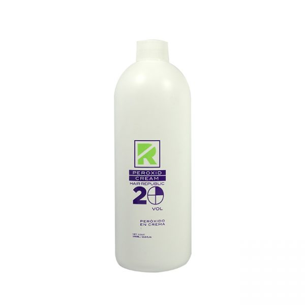 Hair Republic Peroxido 20 Y 30 Vol 1000ml