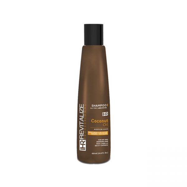 Shampoo Coconut Oil 434ml / 14.6 Oz