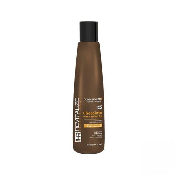 Acondicionador Chocolate Y Aceite De Coco 434ml / 14.6 Oz