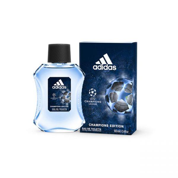 EDT UEFA No4 Champions100ml men Adidas