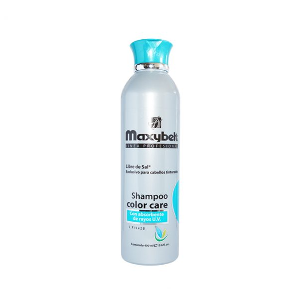 Maxybelt Shampoo Color Care 400 Ml