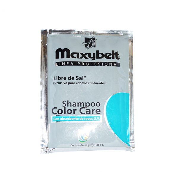 Maxybelt Shampoo Color Care 40 Ml