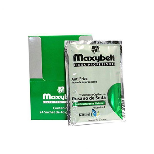 Maxybelt Tratamiento Gusano De Seda 40 Gr
