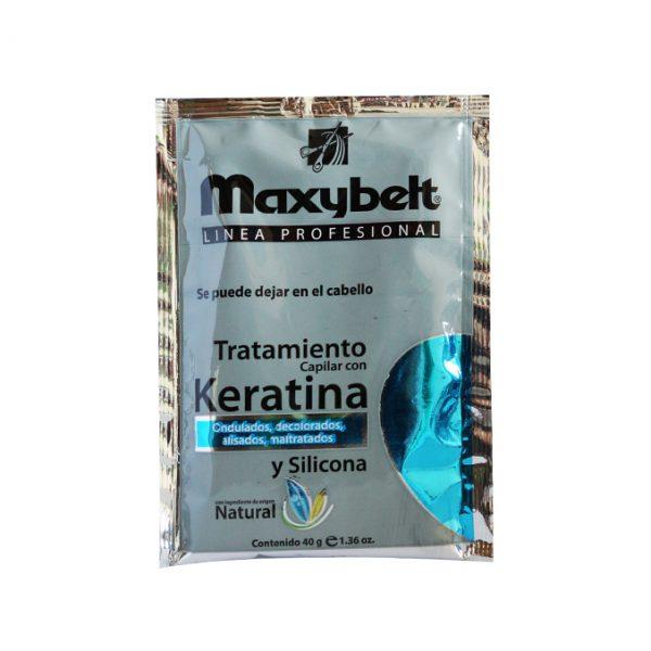 Maxybelt Tratamiento Keratina 40 Gr