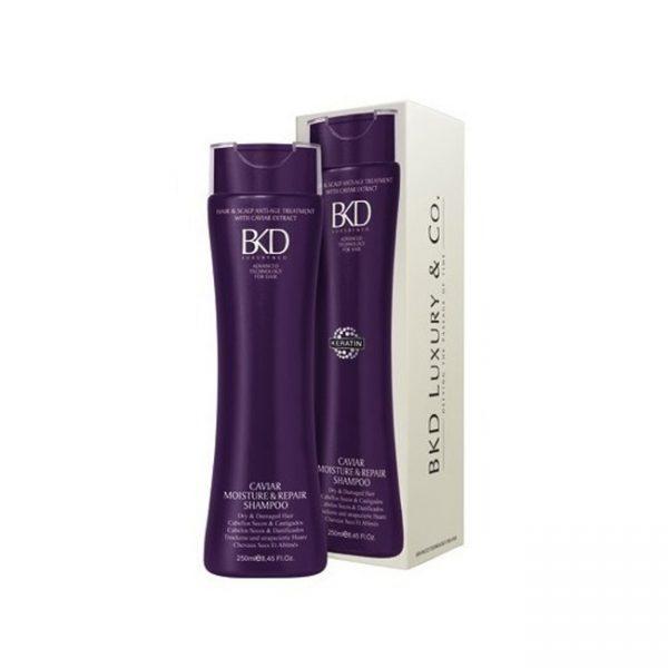 Caviar Moisture & Repair Shampoo 250 Ml.