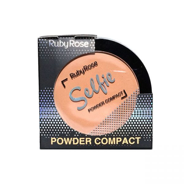 Rubyrose Selfie Powder Compact Medium Adoravel