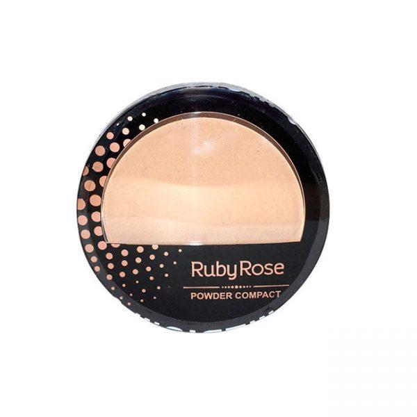 Rubyrose  Powder Compact Medium Adoravel