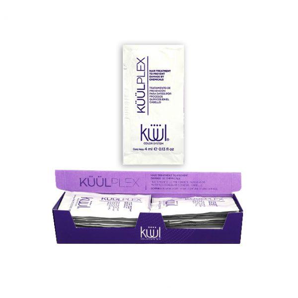 Kuul Plex Tratamiento Cabello Con Proceso Quimico