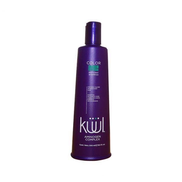 Shampoo Matizante P/Canas, Rubios O Decolorados 300ml
