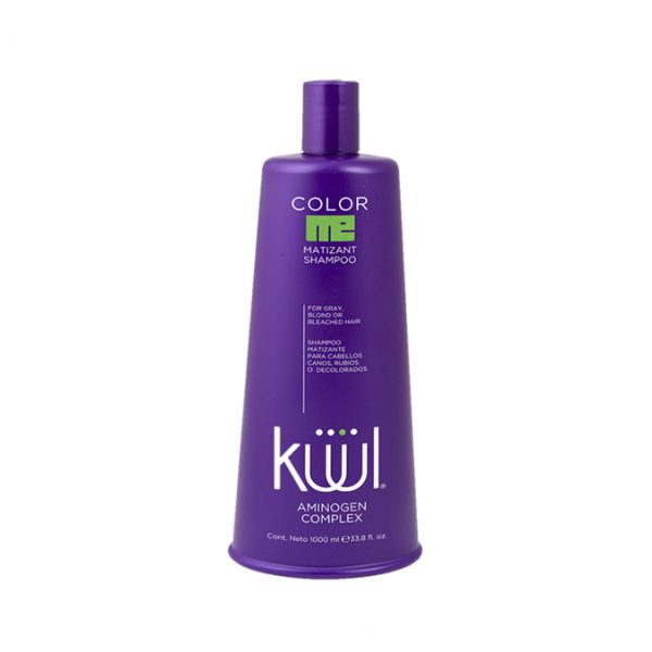 Shampoo Matizante P/Canas, Rubios O Decolorados 1000ml