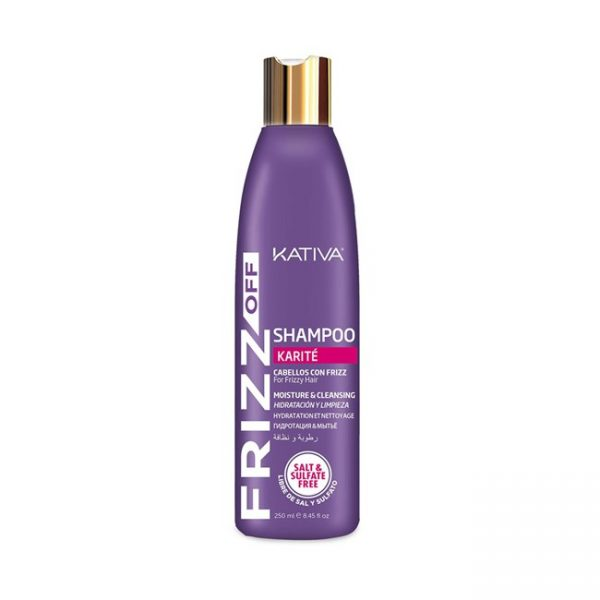 Frizz Off Shampoo 250ml