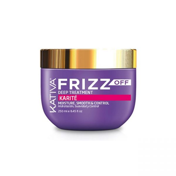 Frizz Off Deep Treatment 250ml