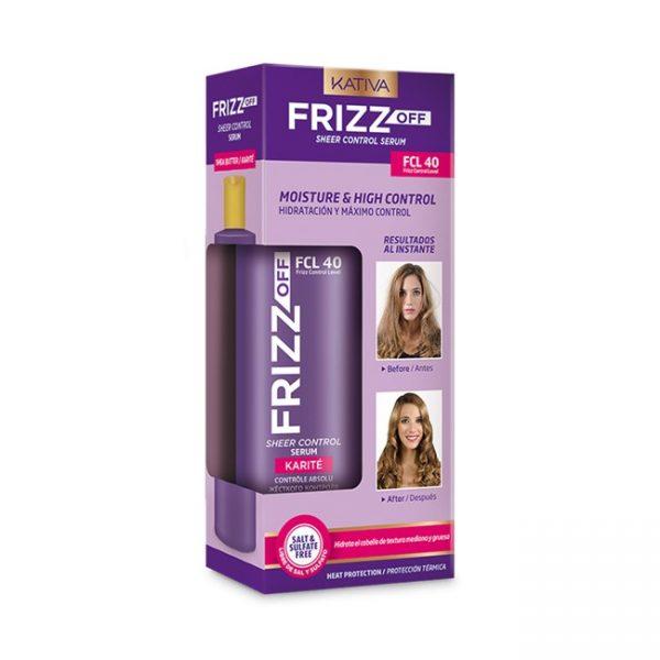 Frizz Off Sheer Control Serum 200ml