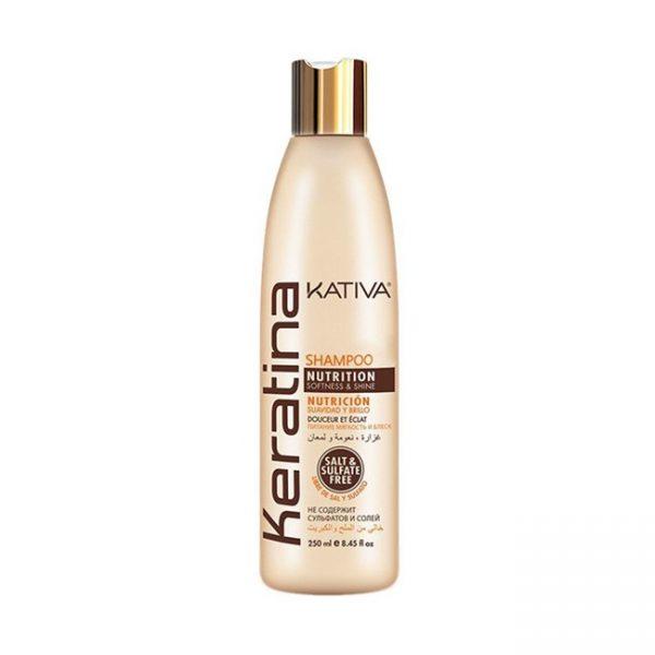Keratina Shampoo 250ml