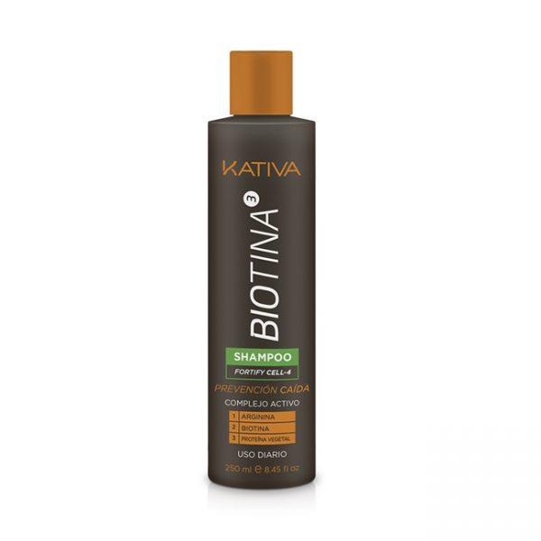 Biotina Shampoo Prevencion Caida 250ml