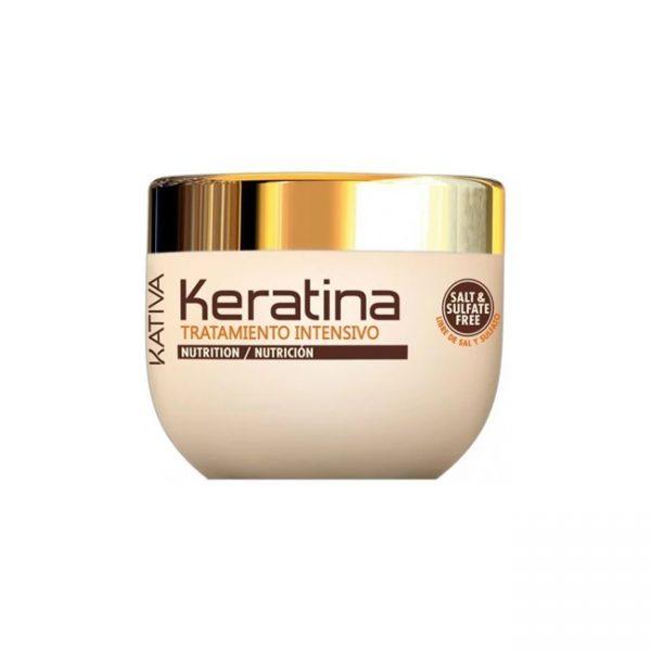 Tratamiento Intensivo Keratina 250ml
