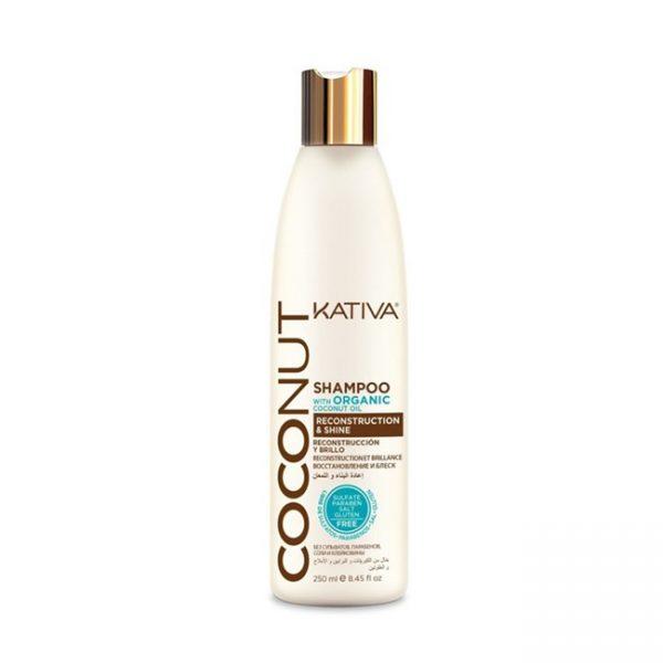 Shampoo Coconut 250ml