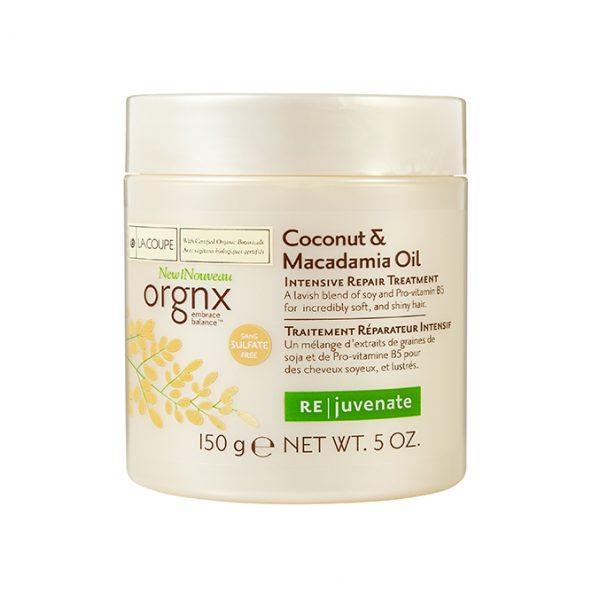 Lacoupe Orgnx Coconut & Macadamia Oil 150ml