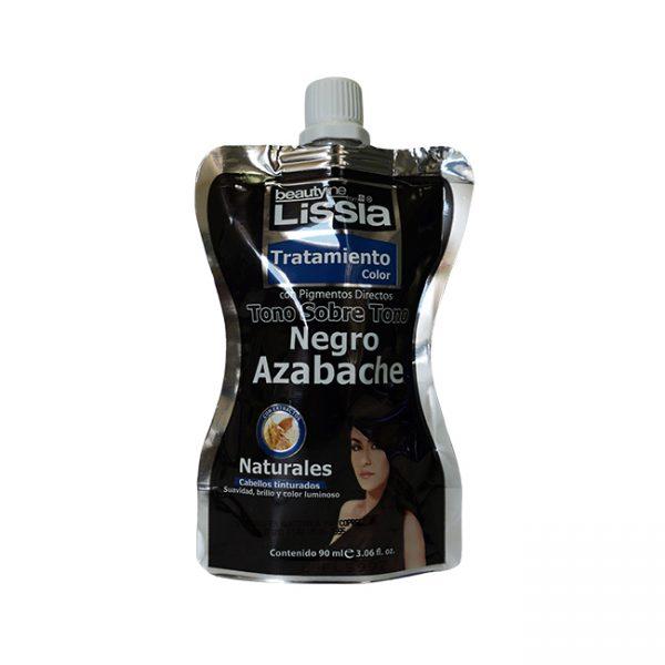 Lissia Tratamiento Color Negro Azabache 90ml