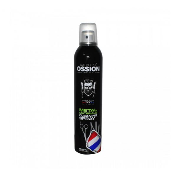 Ossion Blitz Metal Materials Cleaning Spray 300ml