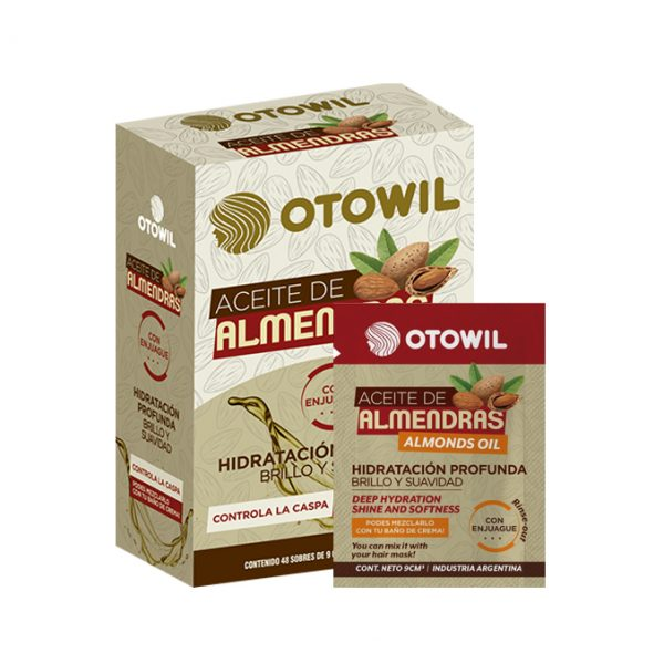 Otowil Aceite De Almendras 9gr