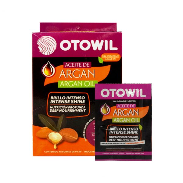 Otowil Leave In Aceite De Argan  10gr