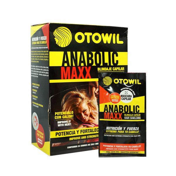 Otowil Anabolic Maxx Blindaje Capilar 25gr