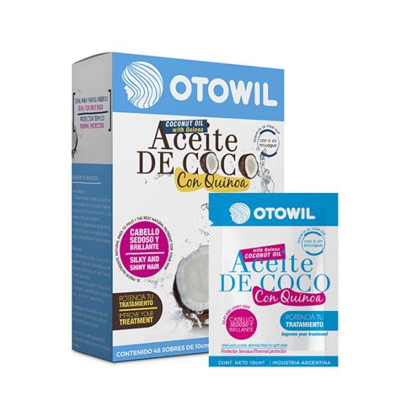 Otowil Aceite De Coco Con Quinoa 10gr